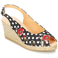 Zapatos Mujer Sandalias Desigual LALAINA Negro