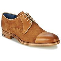 Zapatos Hombre Derbie Barker BUTLER Marrón