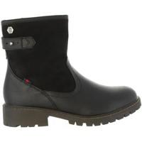 Zapatos Mujer Botines Refresh 63871 Negro