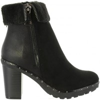 Zapatos Mujer Botines Refresh 64014 Negro