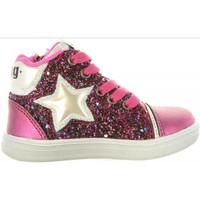 Zapatos Niña Zapatillas altas MTNG 47419 Gris