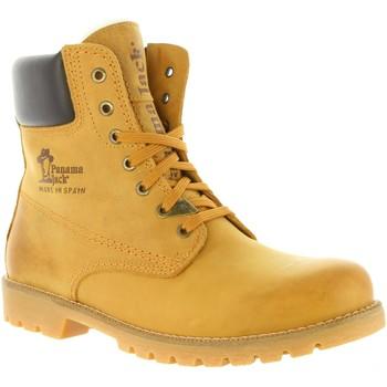 Zapatos Hombre Botas de caña baja Panama Jack PANAMA 03 IGLOO C10 Beige