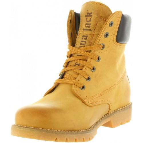 Zapatos especiales para hombres y mujeres Panama Jack PANAMA 03 IGLOO C10 Beige