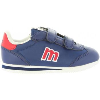 Zapatos Niños Zapatillas bajas MTNG 84568 Azul