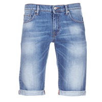 textil Hombre Shorts / Bermudas Casual Attitude IXOLAK Azul / Claro