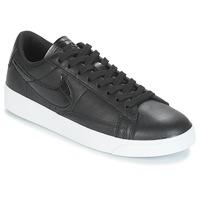 Zapatos Mujer Zapatillas bajas Nike BLAZER LOW ESSENTIAL W Negro