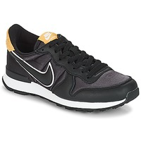 Zapatos Mujer Zapatillas bajas Nike INTERNATIONALIST HEAT Negro / Oro