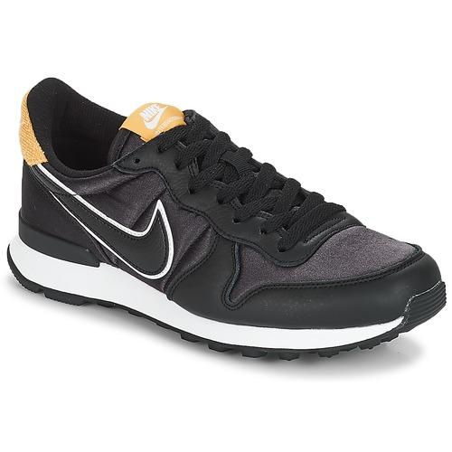Zapatos promocionales Nike INTERNATIONALIST HEAT Negro / Oro  Venta de liquidación de temporada