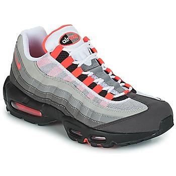Zapatos Hombre Zapatillas bajas Nike AIR MAX 95 OG Blanco / Rojo