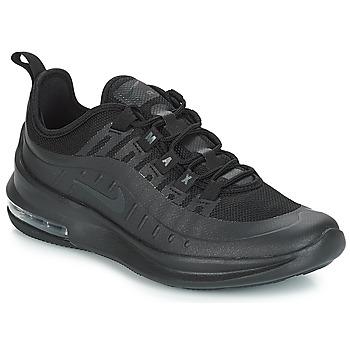 Zapatos Niños Zapatillas bajas Nike AIR MAX AXIS GRADE SCHOOL Negro