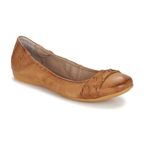 Dream in Green CICALO Tan - Envío gratis | ! - Zapatos Bailarinas Mujer