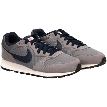 Zapatos Hombre Running / trail Nike MD RUNNER 2 Gris