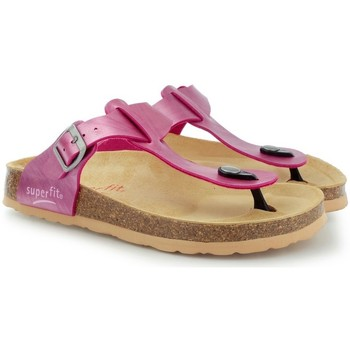 Zapatos Mujer Chanclas Superfit 0011463 Beige-Rosa