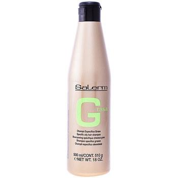 Belleza Champú Salerm Greasy Hair  Specific Oily Hair Shampoo
