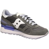 Zapatos Mujer Running / trail Saucony SHADOW ORIGINAL Gris