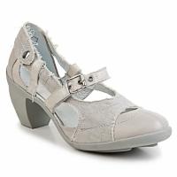 Zapatos Mujer Zapatos de tacón Pataugas FLORA Gris