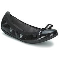 Zapatos Mujer Bailarinas-manoletinas Les Petites Bombes ELLA VERNIS Negro