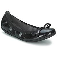 Zapatos Mujer Bailarinas-manoletinas Les P'tites Bombes ELLA VERNIS Negro