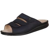 Zapatos Mujer Zuecos (Mules) Finn Comfort Korfu Marine Buggy Negro