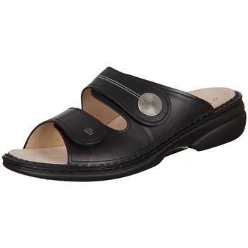 Zapatos Mujer Zuecos (Mules) Finn Comfort Sansibar Nappaseda Negros