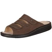 Zapatos Hombre Zuecos (Mules) Finn Comfort Korfu Tabak Carat Marrón