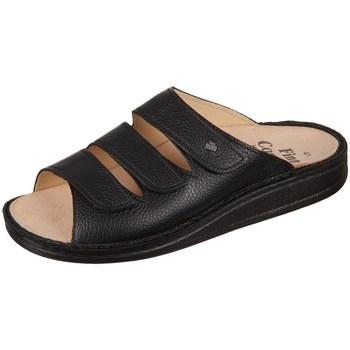 Zapatos Hombre Zuecos (Mules) Finn Comfort Korfu Bison Negro