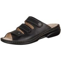 Zapatos Mujer Zuecos (Mules) Finn Comfort Menorcasoft Nappaseda Negro