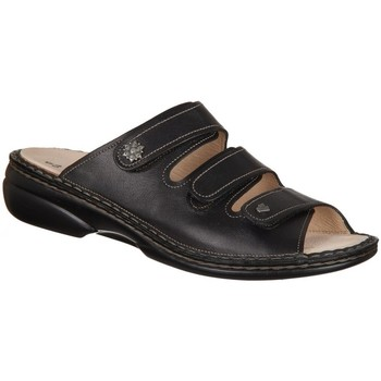 Zapatos Mujer Zuecos (Mules) Finn Comfort Menorcasoft Nappaseda Negros
