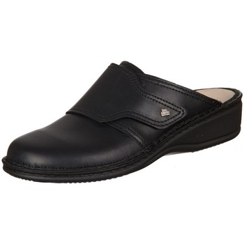 Zapatos Mujer Zuecos (Clogs) Finn Comfort Aussee Nappa Seda Negros