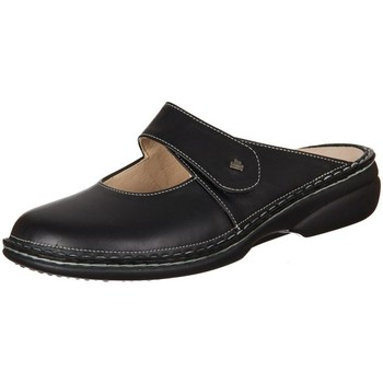 Zapatos Mujer Zuecos (Clogs) Finn Comfort Stanford Nappa Seda Negros