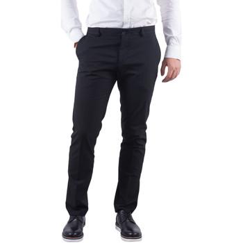 textil Hombre Pantalones chinos Selected 16051390 Nero