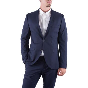 textil Hombre Chaqueta de traje Selected 16051230 Blu