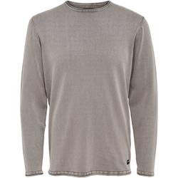 textil Hombre jerséis Only & Sons 22006806 Grigio