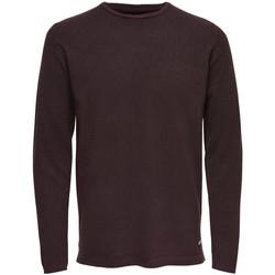 textil Hombre Jerséis Only & Sons  22006790 Rosso