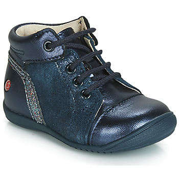 Zapatos Niña Zapatillas altas GBB ROSEMARIE Vtc / Marino / Dpf / Kezia