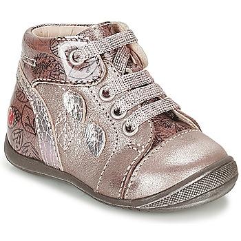 Zapatos Niña Botas de caña baja GBB ROSEMARIE Rosa