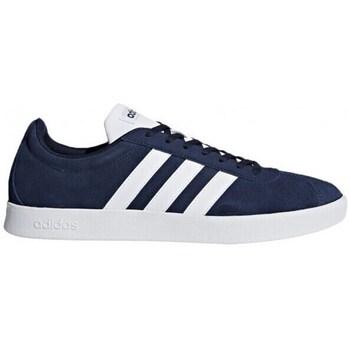 Zapatos Hombre Zapatillas bajas adidas Originals VL Court 20 Navy
