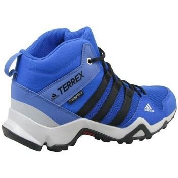 Zapatos Niños Zapatillas altas adidas Originals Terrex AX2R Mid CP K