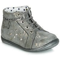Zapatos Niña Zapatillas altas Catimini FANETTE Gris