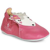 Zapatos Niña Pantuflas para bebé Catimini HERISSETTE Vte / Vx / Rosa / Dpf / Neutro