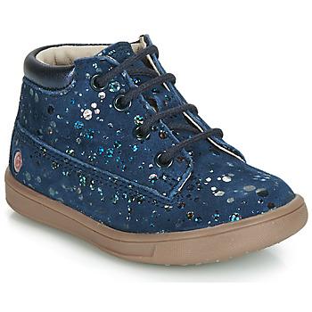 Zapatos Niña Zapatillas altas GBB NINON Marino