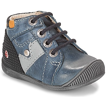 Zapatos Niño Zapatillas altas GBB REGIS Marino