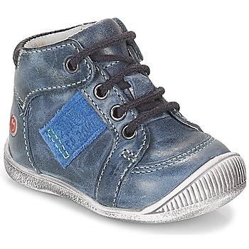 Zapatos Niño Zapatillas altas GBB RACINE Marino