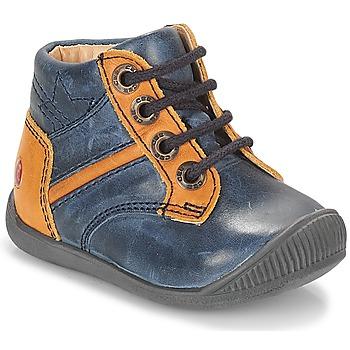 Zapatos Niño Zapatillas altas GBB RATON Marino