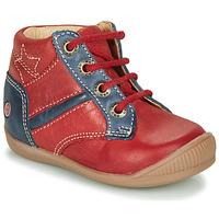 Zapatos Niño Zapatillas altas GBB RATON Rojo