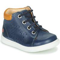 Zapatos Niño Zapatillas altas GBB NERISSON Marino