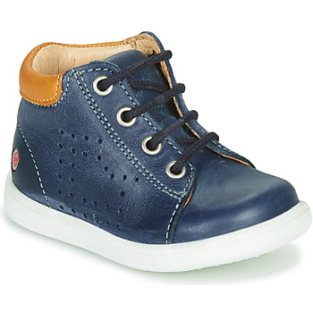 Zapatos Niño Zapatillas altas GBB NERISSON Vte / Marino / Dpf / Messi