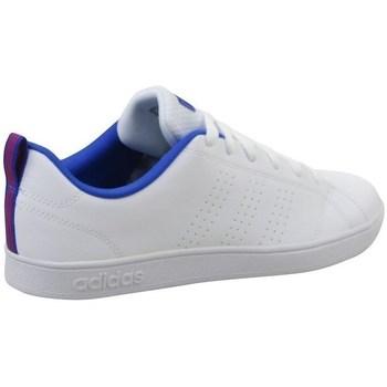 Zapatos Niños Zapatillas bajas adidas Originals VS Advantage CL K Blanco