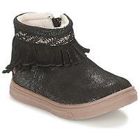 Zapatos Niña Botas de caña baja GBB NEFFLE Negro