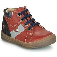 Zapatos Niño Zapatillas altas GBB RENOLD Rojo